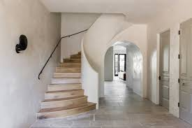 popalescent venetian plaster in a herzigdesigned l a home p
