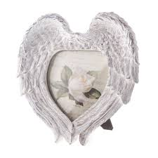 sass belle roman angel wings photo frame