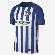 You can download the customized kits of hertha bsc cf dream league soccer kits 512×512 url. Nike Hertha Berlin Home Jersey 17 18 Football Shirts World Soccer Shop Soccer Jersey