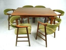 mid century dining table set mid century modern dining room set excellent dining room ideas terrific