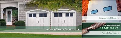 amarr garage doorAll City Garage Door  Amarr Garage Doors  Classica Collection
