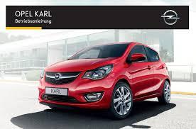 Handleiding Opel Karl 2015 Pagina 84 Van 229 Deutsch