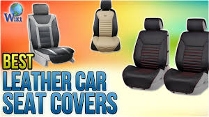 10 best leather car seat covers 2018