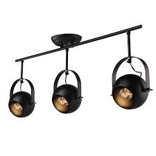vintage track lighting. LNC Industrial Edison Vintage Style 3-Light Track Lighting Ceiling Light Vintage Track Lighting E