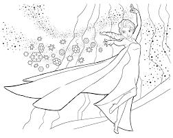127 Dessins De Coloriage La Reine Des Neiges Imprimer