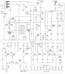 repair guides wiring diagrams wiring diagrams autozone com 2 1988 pickup and pathfinder engine controls z24 and z24i