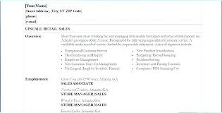 Retail Objective Resume Resume Retail Objective Examples Retail ...