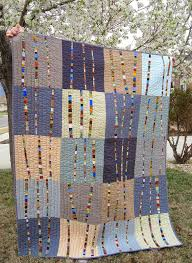 Cathy's CRAZY BY DESIGN: Birch Trees Quilt Finished & It was a real treat to work on, even though it was the second masculine  quilt in a row I have made (the first was this one for my son Shane). Adamdwight.com