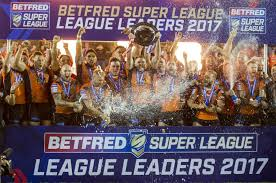 Image result for league leaders shield castleford
