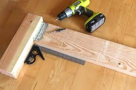 have some jb weld wood putty handy you might need it to correct mistakes