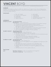 Assistant Executive Housekeeper Resume Sample. Residential ...