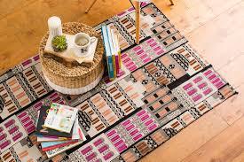 Fabric Rug Diy 6 Diy Rugs To Make Your Floors Shine