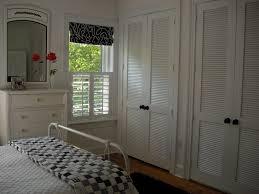 louvered interior doors closet