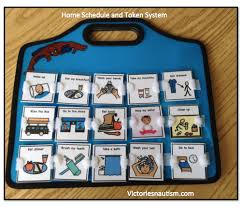 Examples Of Behavior Charts For Home Behavior Charts Token Systems And Schedules