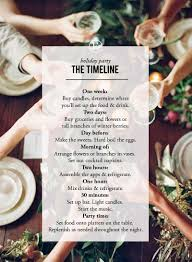 your next holiday party planned from menu to music the everygirl oh and don t forget to toast the festive evening family and friends cheers to throwing a successful stress holiday party