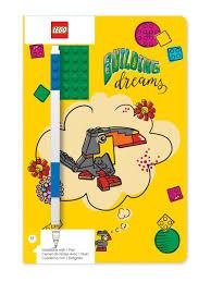 <b>Книга</b> для записей <b>LEGO Classic</b> - Building Dreams. Lego ...