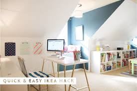 ikea office space. Brilliant Office IKEAHACKdesk Intended Ikea Office Space O