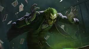 Green Joker Wallpaper (Page 1) - Line ...