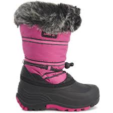 Kamik Amarok Pac Boots Waterproof For Girls