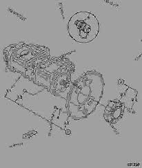 Pump Piston Main Hydraulic Drive Group Construction Jcb