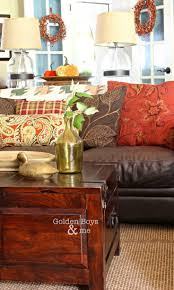 Living Room With Brown Furniture 25 Best Ideas About Orange Leather Sofas On Pinterest Dark