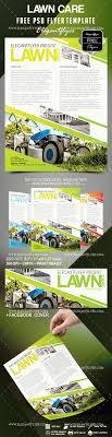 Lawn Care Brochure Lawn Care Flyers Templates Free By Elegantflyer