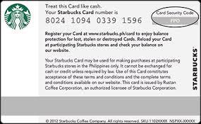 Starbucks Coffee Company Ph