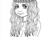 Hair Coloring Pages New Line Coloring 0d Archives Con Scio Us Fun Time