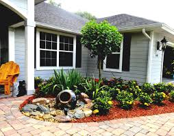 interior landscaping office. Astonishing Front Yard Landscaping Ideas With Fountains Pics Decoration Simple Townhouse Amys Office Interior