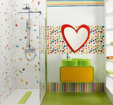 Kids Bathroom Flooring Bathroom Purple Kids Bathroom With Twin Bowl Shaped White Vanity