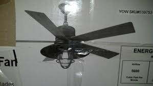 ceiling fans lowes. Rustic Ceiling Fans Lowes. Hampton Bay Metro In Indoor Outdoor Copper Fan Lowes S