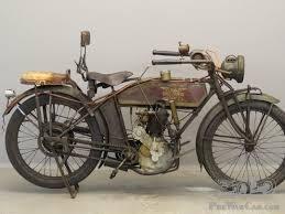 motorbike excelsior model 4ts 500cc 1