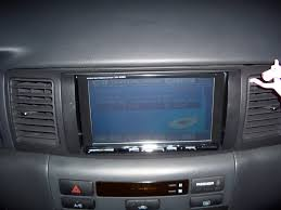 Double Din Install on 2004 S - Toyota Nation Forum : Toyota Car ...