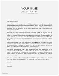 Resume Cover Letter Examples For Hairstylist Best Of Cover Letter