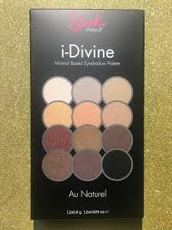 sleek makeup mineral based eyeshadow palette au naturel 12 x 0 8 g 96017791 ebay
