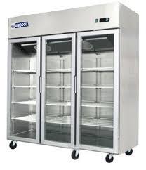full size of glass door fridge freezer linking green kitchen equipment pte ltd linkinggreen display