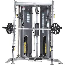 tuff stuff cxt 200 functional trainer with cxt 225 smith attachment