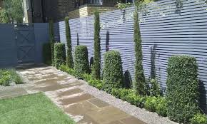 garden fences images. Brilliant Garden Wood Preservative Colours For Garden Fences And Images S