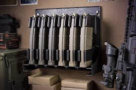 Ar 15 Magazine Holder Mag Storage Solutions 1001006 100 Rifle Magazine Holder Rack NEW 56