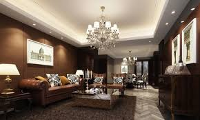 Brown Wall Living Room Design Gopelling Net