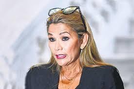 Ovaciones   Ordena Bolivia arrestar a expresidenta Jeanine Añez