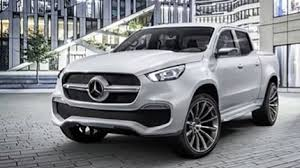 2018 mercedes benz x class price. brilliant mercedes the mercedesbenz xclass pickup truck is here and it looks sleek for 2018 mercedes benz x class price