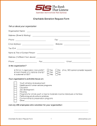 Sample Donation Form Generic Non Cash Donation Receipt Template With Blank Form