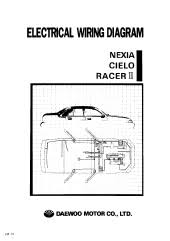 resumen manual daewoo cielo daewoo cielo distributor wiring diagram at Daewoo Cielo Wiring Diagram