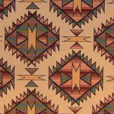 Southwest Pattern Cool Sun Star Z48 Southwest Upholstery Fabric Large Print Fabric Pattern