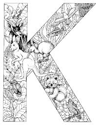 Small Picture 85 best ABC LETTERS images on Pinterest Alphabet coloring pages