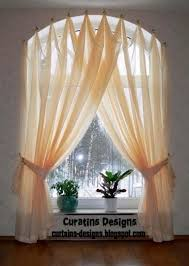 Window Curtains Pic Of Marvelous For Half Round Windows