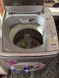 Máy Giặt Cũ Sanyo Inverter 9kg đã qua sử dụng mới 96% – Điện Máy Minh Thành  Phát