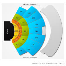Hollywood Theater Las Vegas Seating Chart Shania Twain Planet Hollywood Las Vegas Tickets 5 27 2020