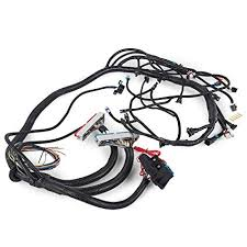 amazon com mophorn standalone wiring harness t56 or non amazon com mophorn standalone wiring harness t56 or non electric dbc fit for 1997 2002 ls1 lsx psi 97 02 dbc 4 8 5 3 6 0 automotive